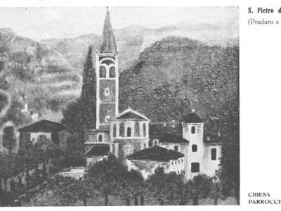 Immagine della chiesa di Iano - Sasso Marconi