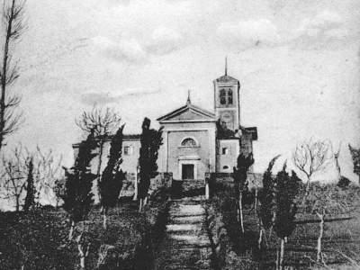 La Chiesa di San Nicolò delle Lagune - Sasso Marconi