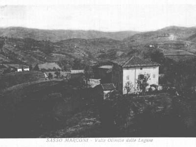 Panorama della Valle dell'Olivetta - Sasso Marconi