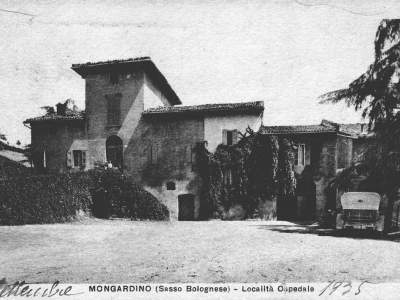 L'Ospedale o l'Ospitale di Mongardino - Sasso Marconi