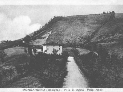 Villa Sant'Agata a Mongardino - Sasso Marconi