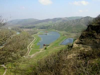 Panoramica dell'Oasi San Gherardo - 04