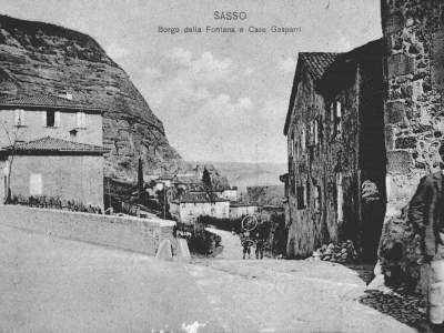 Il Borgo della Fontana, Sasso Marconi