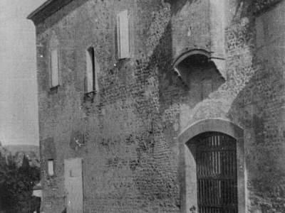 Villa Sanuti nel 1911