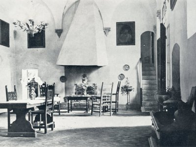 Palazzo Sanuti, località Fontana, Sasso Marconi