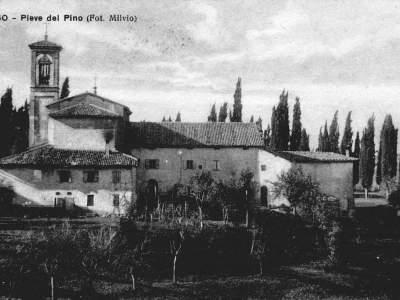 Chiesa di Pieve del Pino - Sasso Marconi