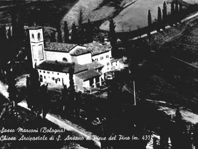 Pieve del Pino - Sasso Marconi