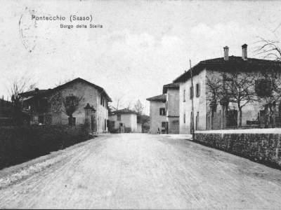 Pontecchio - il borgo della Stella - Sasso Marconi