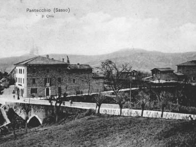 Località il Chiù - Pontecchio - Sasso Marconi