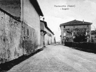 I Borghetti - Pontecchio - Sasso Marconi