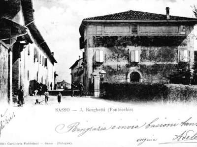 Località i Borghetti - Pontecchio - Sasso Marconi