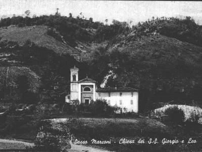 Cartolina di San Leo - Sasso Marconi