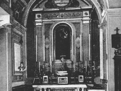 Cappella di Sant'Antonio da Padova a San Lorenzo - Sasso Marconi