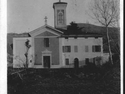 Chiesa di Vizzano - Sasso Marconi