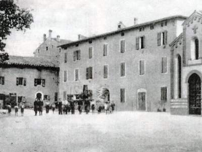 Borgo delle Ganzole - Sasso Marconi