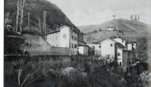 Località la Tintoria nel 1936