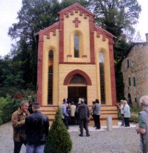Oratorio di Santa Maria di Ganzola