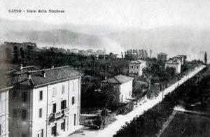 Sasso Bolognese 1935