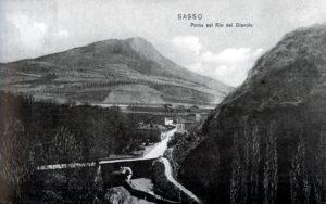 Praduro e Sasso nel 1912