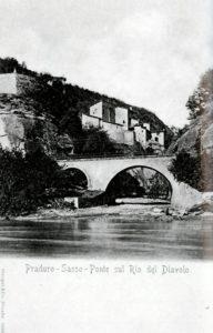 Praduro e Sasso nel 1915
