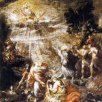 """Giovanni Andrea Donducci detto il Maselletta. """"Il miracolo dei quaranta annegati"""