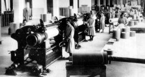 Cartiera del Maglio anni '30