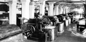 Cartiera del Maglio - Sala raffinatori
