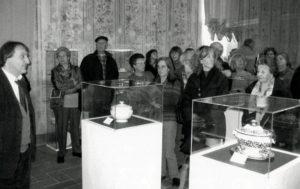 inaugurazione delle sale pubbliche a Colle Ameno di Sasso Marconi