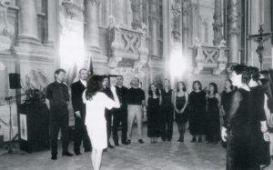 """Il Coro """"Accanto al Sasso"""""""