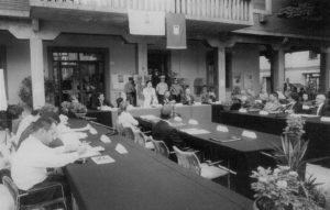 Consiglio Comunale di Sasso Marconi in piazza