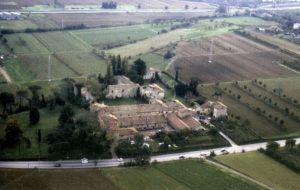 Fig. 1 L'insediamento di Colle Ameno. (foto IBC, 1981)