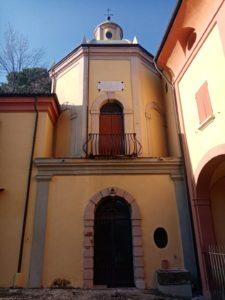 ORATORIO DI GESU' REDENTORE - VILLA ROSSI DI Medelana - MOGLIO