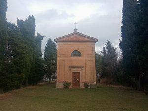 ORATORIO DI SANTA MARIA - TIGNANO